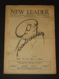 The New Leader Incorporating 'The Labour Leader': December 16th 1927