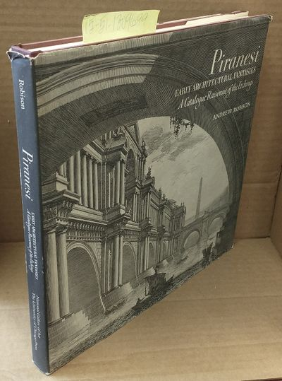 Chicago: The University of Chicago Press, 1986. First Edition. Hardcover. Small quarto; pp 241; VG-/...