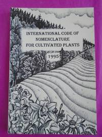 International Code of Nomenclature for Cultivated Plants - 1995