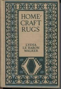Home-Craft Rugs, Their Historic Background, Romance of Stitchery and  Method of Making