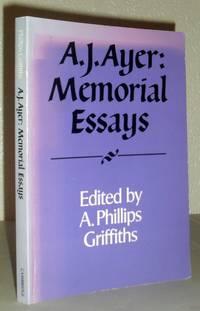 A J Ayer: Memorial Essays