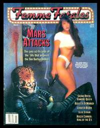 image of FEMME FATALES - Volume 4, number 6 - March 1996 - The Luscious Ladies of Horror, Fantasy and Science Fiction