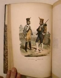 Collection des Types de Tous les Corps et Uniformes Militaires de la Republique et de l'Empire. 50 Planches Coloriees.