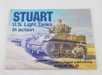Stuart Light Tanks in action - Armor No. 18