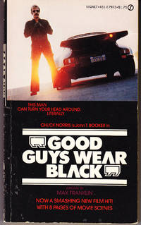 """""""Good Guys Wear Black"""" by  Max Franklin - Paperback - 1st Printing - 1978 - from John Thompson and Biblio.com"""