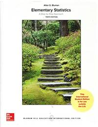 Elementary Statistics: A Step By Step Approach by  Allan Bluman - Paperback - from World of Books Ltd (SKU: GOR010799069)