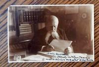 Danchenko, Vladimir: Photograph Inscribed to Mikhail Zharov