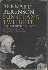 image of Sunset And Twilight: From the Diaries Of 1947-1958