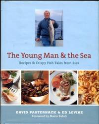 image of The Young Man & The Sea: Recipes & Crispy Fish Tales From Esca