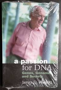 image of A Passion for DNA - Genes, Genomes and Society
