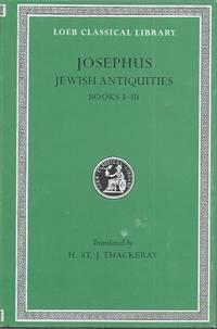 Jewish Antiquities__Book I-III