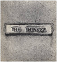 The Thinker: Photography and Concept by Lewis C. Thomas by  Lewis C Thomas - Paperback - 1974 - from Diatrope Books and Biblio.com