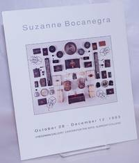image of Suzanne Bocanegra: October 28 - December 12, 1993, Freedman Gallery, Center for the Arts, Albright College