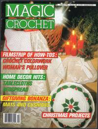 image of MAGIC CROCHET October 1990 Number 68