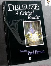 image of Deleuze: A Critical Reader