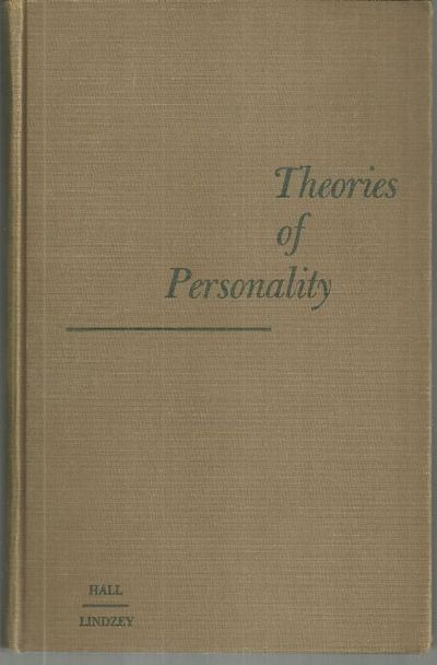 THEORIES OF PERSONALITY, Hall, Calvin