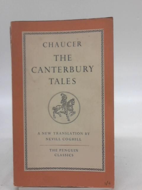 the moral aspects described in geoffrey chaucers the canterbury tales Reference: chaucer biography  criseyde and the canterbury tales was the same geoffrey chaucer born in london in the 1340s his father, john chaucer, was a.