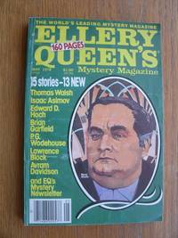 Ellery Queen's Mystery Magazine May 1978