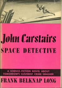 JOHN CARSTAIRS SPACE DETECTIVE