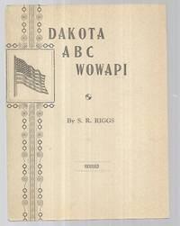 Dakota Grammar, Texts, and Ethnography