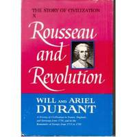 image of Rousseau and Revolution (Hardcover)
