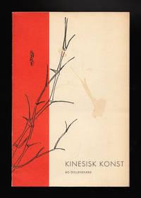 Kinesisk konst by  Bo (1916-2004) Gyllensvärd - from Antikvariat Bothnia and Biblio.com
