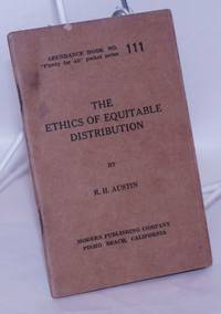image of The Ethics of Equitable Distribution