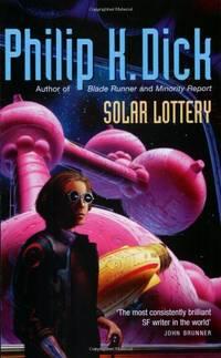 image of Solar Lottery (GOLLANCZ S.F.)
