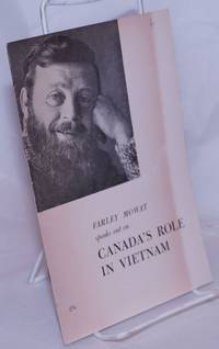 image of Farley Mowat speaks out on Canada's role in Vietnam