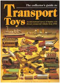 image of The Collector's Guide to TRANSPORT TOYS.
