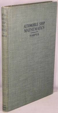image of Automobile Shop Mathematics.