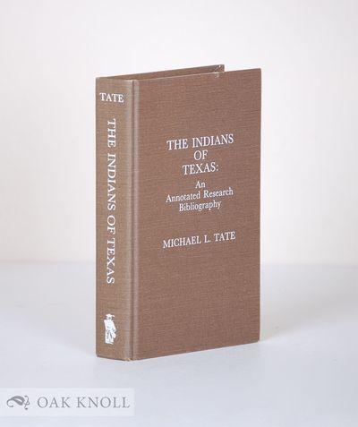 Metuchen, NJ: Scarecrow Press, 1986. cloth. Native Americans. 8vo. cloth. 514 pages. Series, No. 9. ...