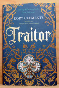 image of Traitor (UK Signed, Lined_Publication Day Dated Copy)