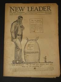 The New Leader Incorporating 'The Labour Leader': November 25th 1927