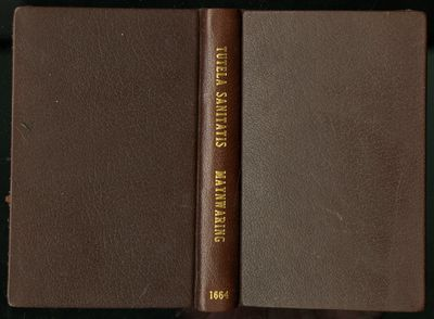 London: Peter Lillicrap, 1664. Second Edition. Hardcover (Full Leather). Very Good Condition. Reboun...