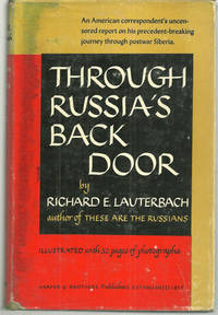 THROUGH RUSSIA'S BACK DOOR