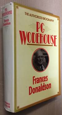 P. G. Wodehouse : A Biography by  P. G.]  Frances [Wodehouse - Hardcover - from Dial a Book (SKU: 65499)