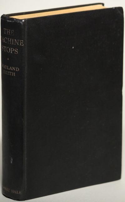London: Robert Hale & Co., 1936. Octavo, pp. 11-284 , original black cloth, spine panel stamped in g...