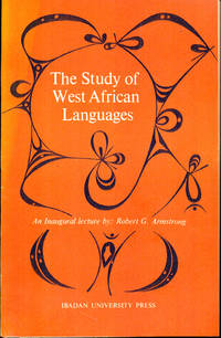 The Study of West African Languages