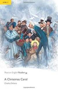 Christmas Carol, A, Level 2, Penguin Readers (2nd Edition) (Penguin Readers: Level 2)