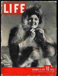 LIFE MAGAZINE NOVEMBER 25 1940 Wolverine