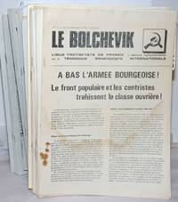 image of Le Bolchevik 1976-2011 complete run
