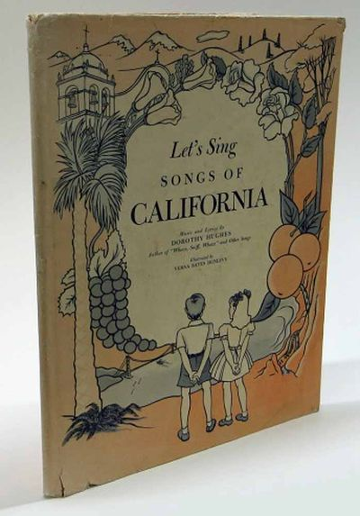 Los Angeles: Kenneth Miles, Publisher. Printed by Homer H. Boelter, 1944. 1st printing. Color pictor...
