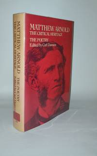 MATTHEW ARNOLD The Poetry the Critical Heritage