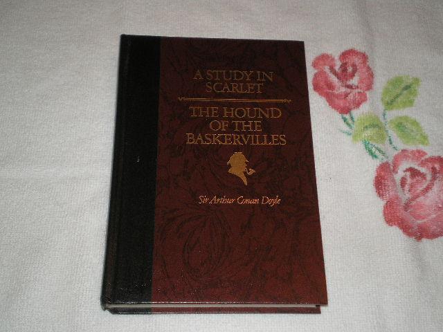 A Study in Scarlet - Arthur Conan Doyle - Hardcover