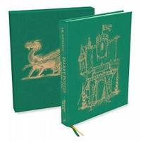 image of Harry Potter and the Goblet of Fire: Deluxe Illustrated Slipcase Edition