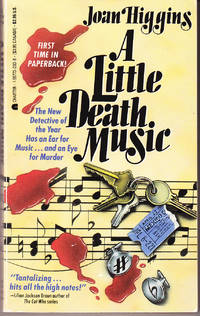 A Little Death Music by  Joan Higgins - Paperback - 1st Printing - 1988 - from John Thompson and Biblio.com