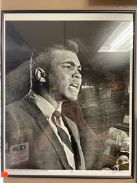 PHOTO OF MUHAMMAD ALI: Chicago, IL 1967 [Signed Limited Edition: 1 of 6]