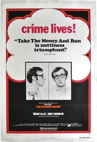 Take the Money and Run (Original poster for the 1969 film)
