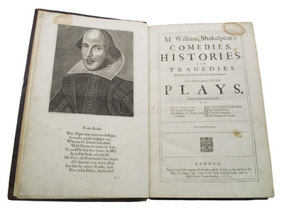 Mr. William Shakespear's Comedies,...